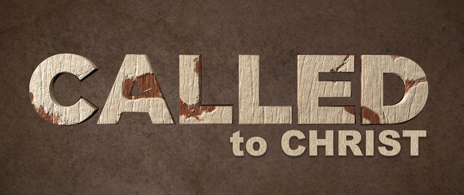 Called to Christ Web Banner